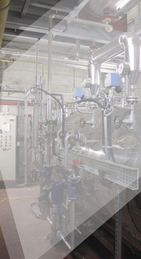 Distribution de fluides pour l'industrie