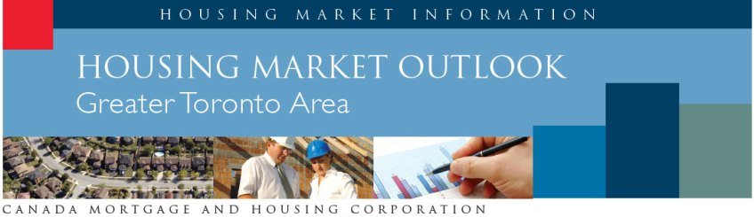 CHMC Housing Market Report Toronto 2012