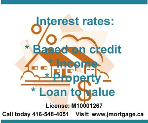 Second Mortgage High Ratio Interest rate