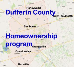 Dufferin County Homeownership