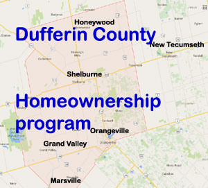Dufferin County Homeownership