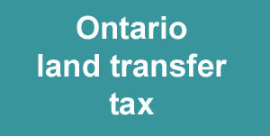 Ontario Land Transfer Tax