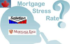 Stress test mortgage qualifying rate