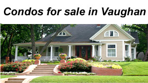 Condos for sale in Vaughan