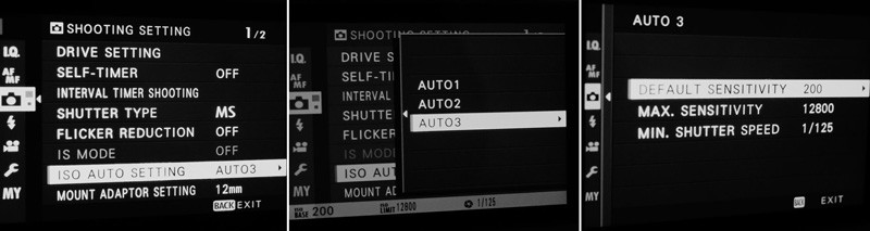 Fujifilm X Settings: What is AUTO ISO and When to Use It