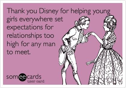 Unrealistic expectations or abusive romances