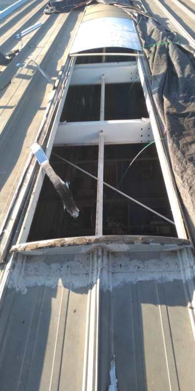 Manutenção de telhado IRAMEC (2)
