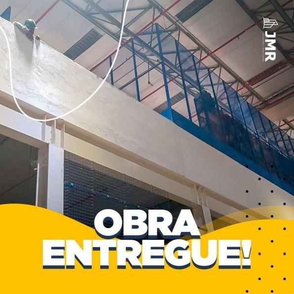 Parede de proteção Magazine Luiza Guarulhos (1)