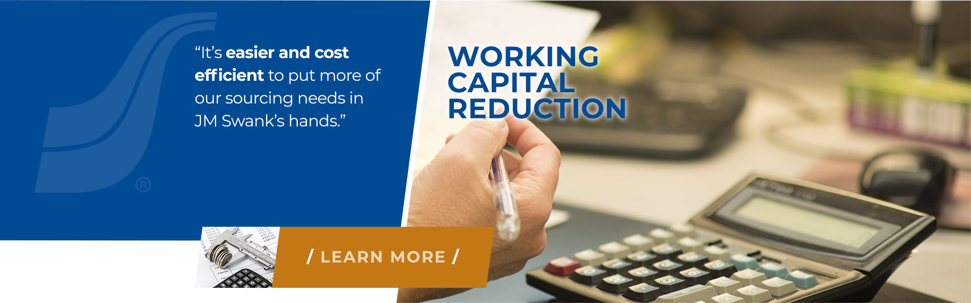 Working Capital Reduction