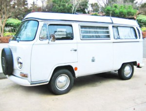 1969 VW Bus Left Side | Inspiration for restoring and living in a VW bus.