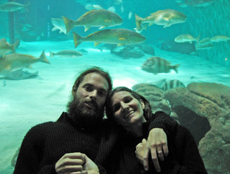 Aquarium of the Americas | Panorama of Mt. Judah | Creating a couple's bucket list to create the relationship you want.