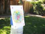 Setting Up The Peep Target| How to make a slingshot game from peeps.