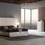 J Premium Bedroom Furniture Giorgio Modern Bedroom