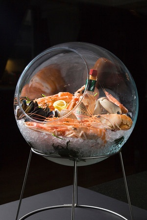 Fishbowl - we didn't have this, but how amazing does it look?!