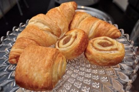Hmmm, pastries