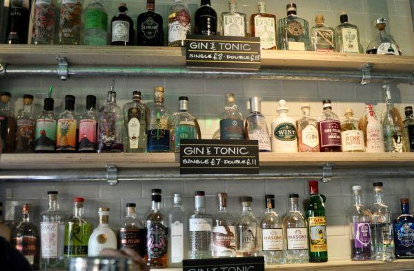 Granville's Beer & Gin House, Horsforth