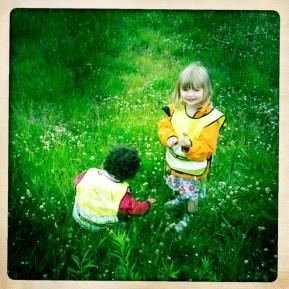 Vanda and Hanna, Landvetter, Sweden 2010