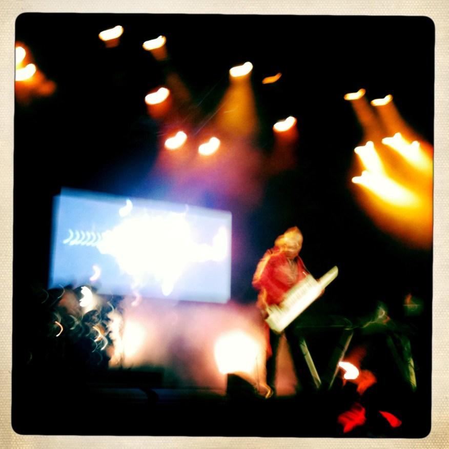 Howard Jones in concert, Liseberg, Gothenburg 2010