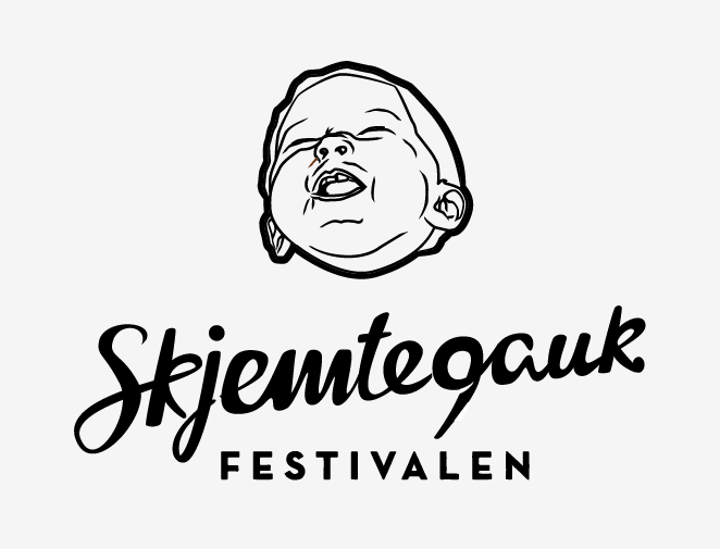 Skjemtegauk Festivalen logo
