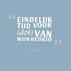 www.ToHandle.nl