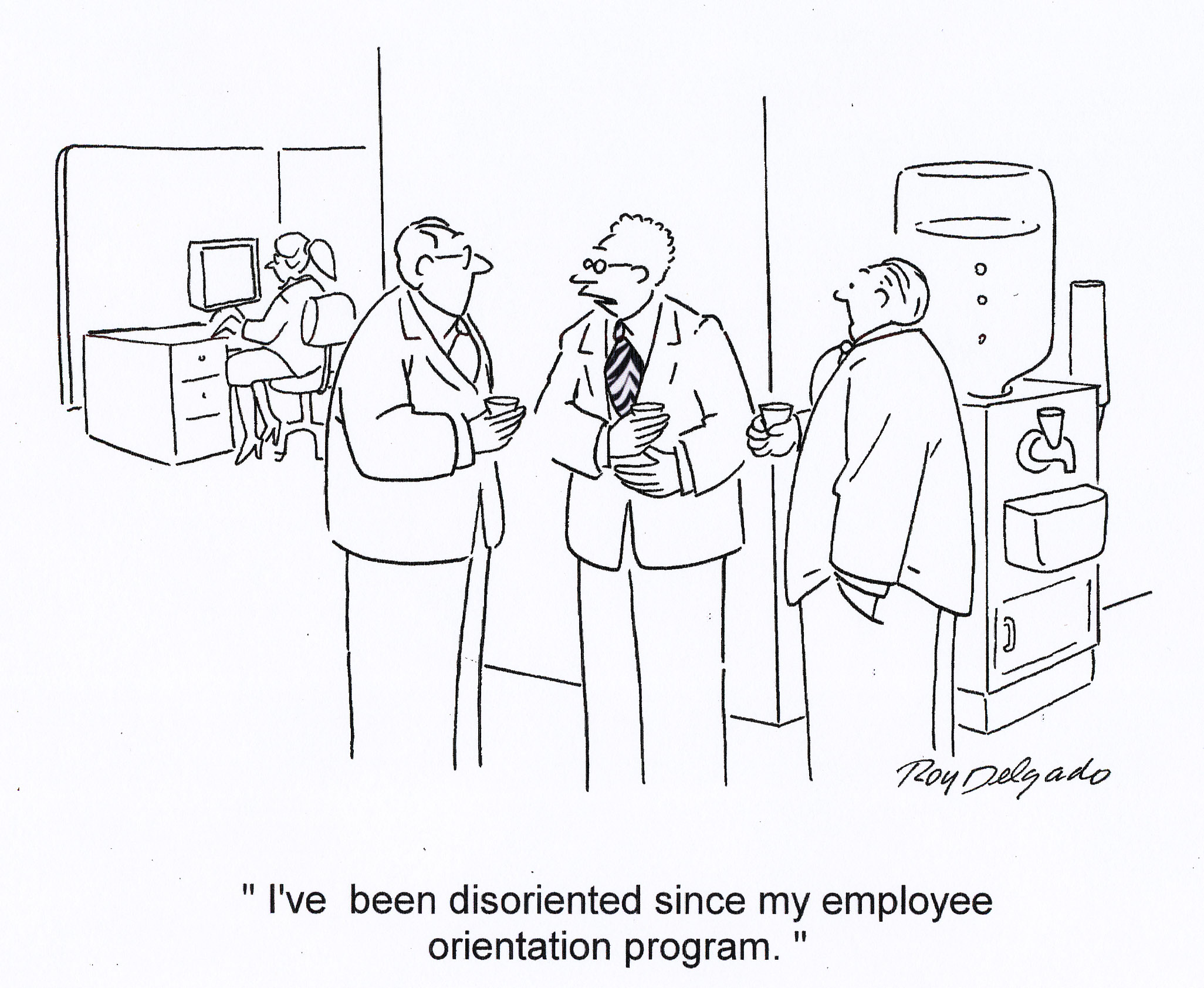 A Slam Dunk New Employee Orientation Process