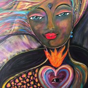 Mapping my Soulfire – The Creation of She Who Rises
