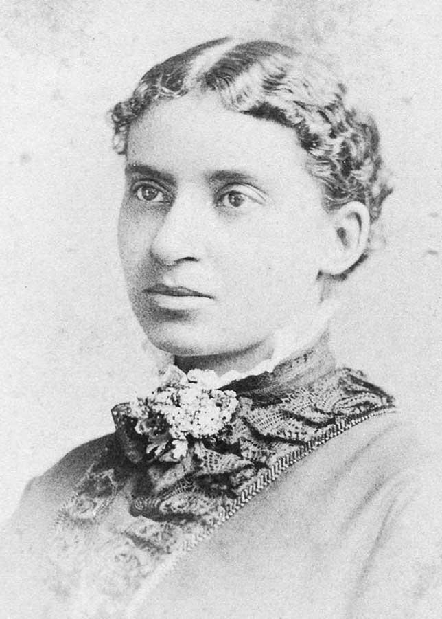 Charlotte Forten Grimke abolitionist