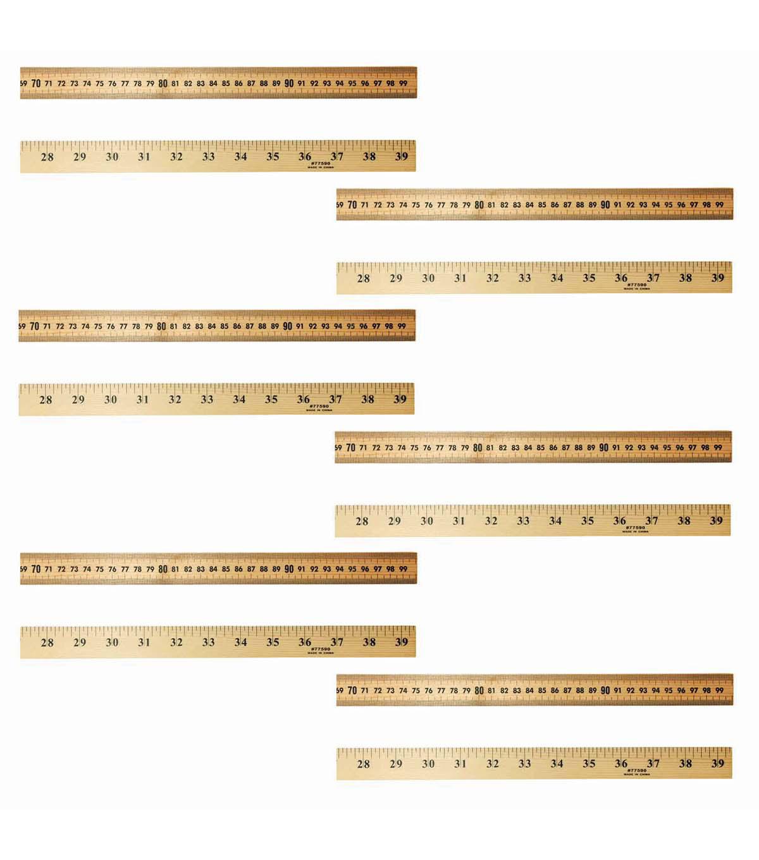 Exhilarating Printable Meter Sticks
