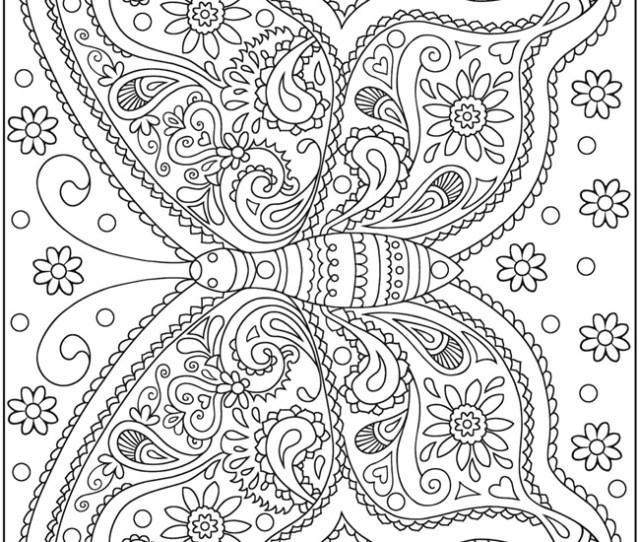 Dover Creative Havenmehndi Designs Coloring Printables Joann