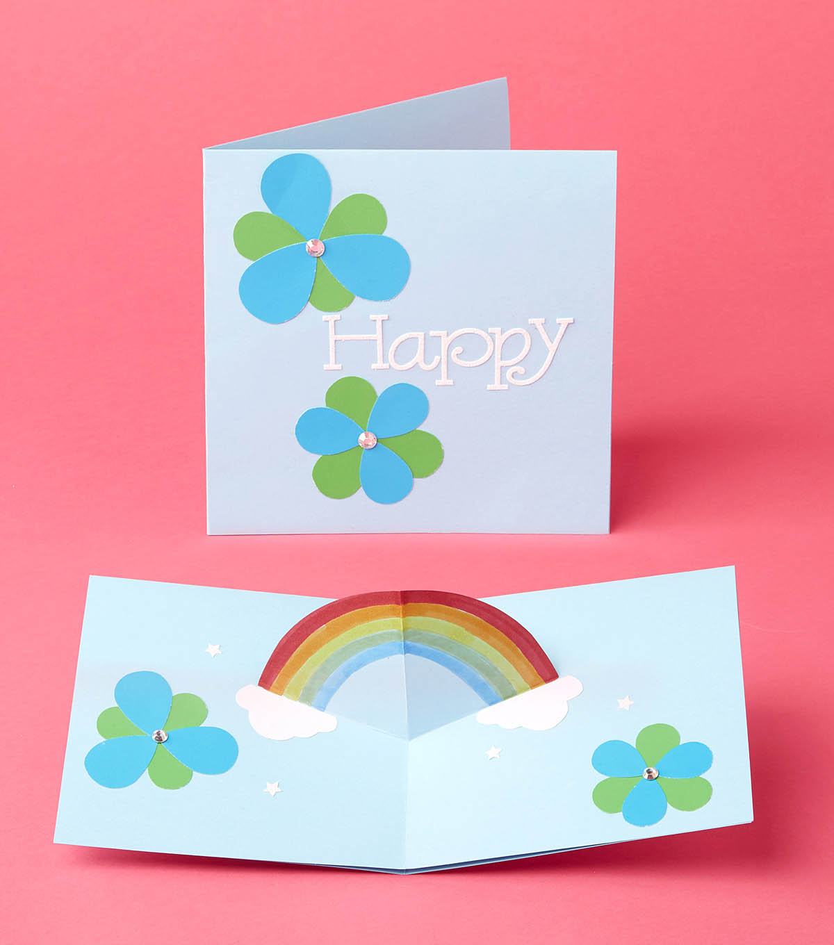 How To Make A Rainbow Popup Card JOANN
