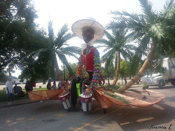 Truck - errr Stormers on de Road - Caribana Parade Recap