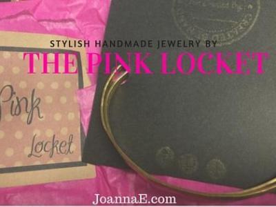 Stylish Handmade Jewelry by The Pink Locket