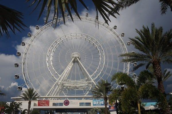Orlando Eye at I-drive360