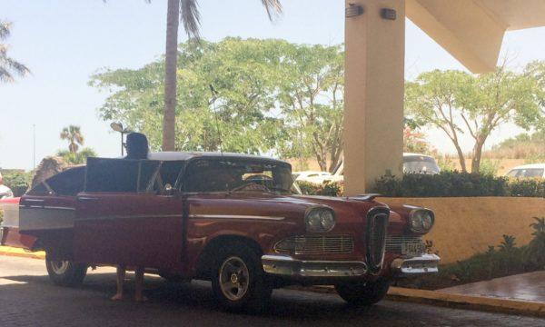 Private Taxi Havana Cuba
