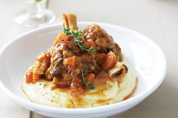 Jamie Oliver's Spiced Slow-cooked Lamb Shanks