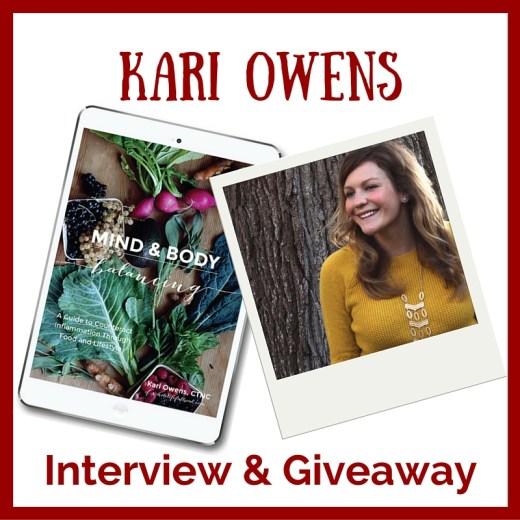 JFC Kari Owens eBook Giveaway