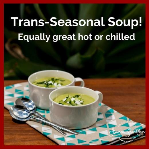 JFC Cucumber Soup