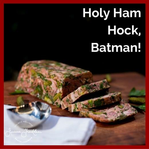 AIP Ham Hock Terrine