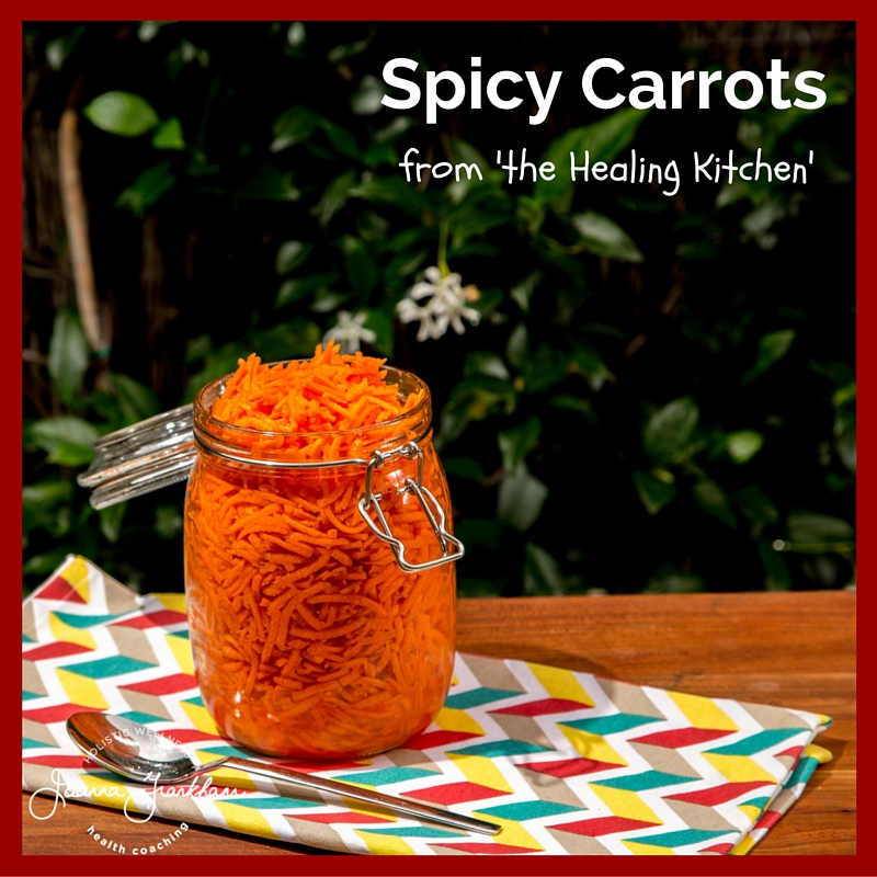 THK Spicy Carrots
