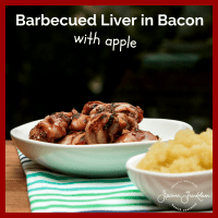 Liver in Bacon