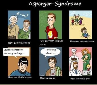 5 fördelar med att ha Aspergers syndrom