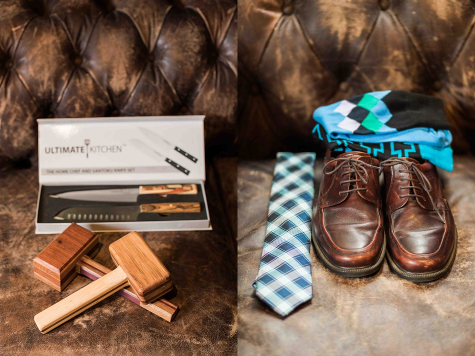 Groom supplies at Pine Creek Nursery in Monroe. Photos by Joanna Monger Photography, Snohomish and Woodinville Wedding Photographer.
