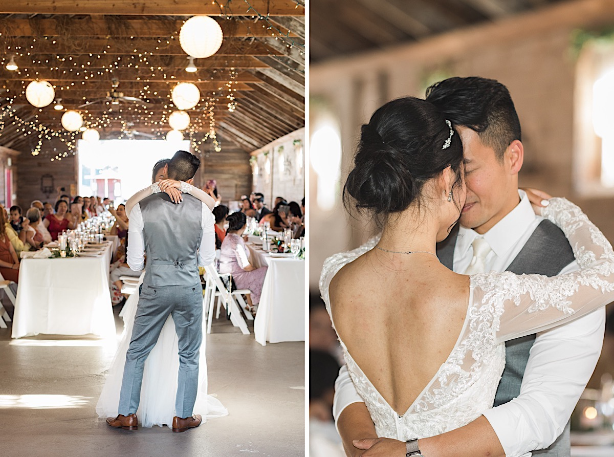 Romance is in the air at Craven Farms in Snohomish. Photos by Joanna Monger Photography, Snohomish and Seattle Wedding Photographer.
