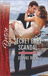 Secret Baby Scandal cover