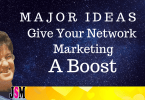 Give Your Network Marketing