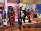 On the air at QVC with the girls!