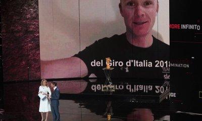 Giro italia Chris Froome historia