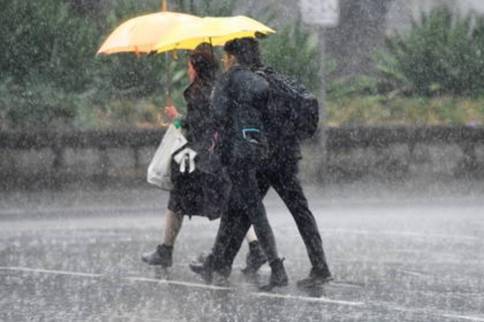 Chuvas na região de Pombal
