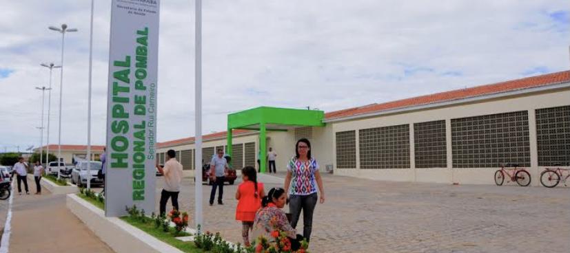 MP da Paraíba vai investigar denúncia de falta de luvas no Hospital Regional de Pombal