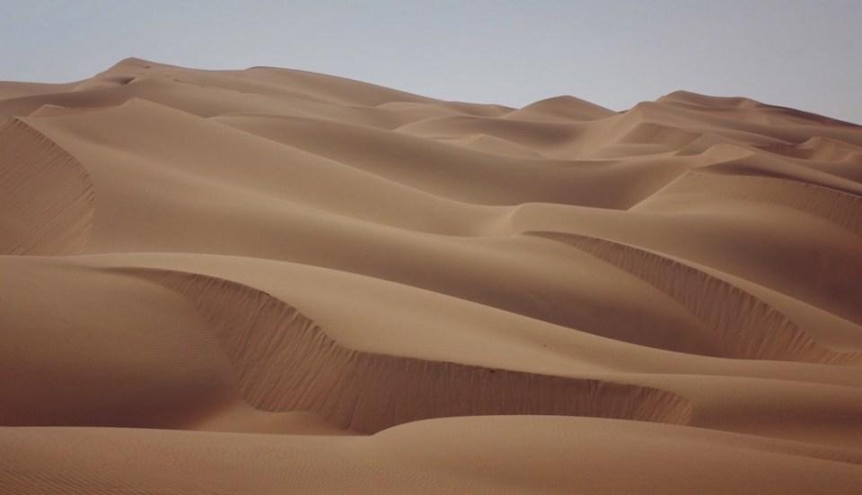 Dubai Arabien Desert João Cajuda